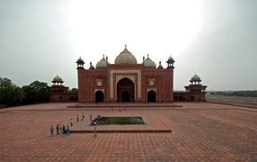 Мечеть во Агре