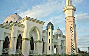 Мечеть во Индонезии