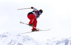 American Devin Logan fristaylistka silver medal winner
