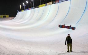 Келли Кларк американская сноубордистка