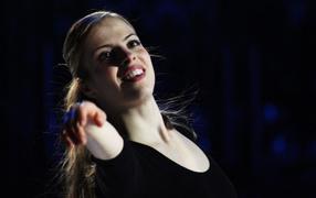 Italian skater Carolina Kostner