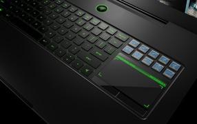 Клавиатура ноутбука Razer