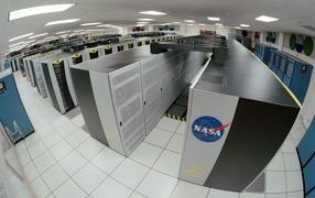 Серверная на НАСА