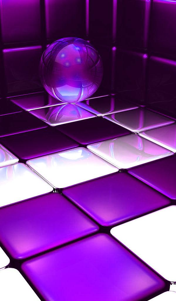 purple balls desktop wallpapers 600x1024