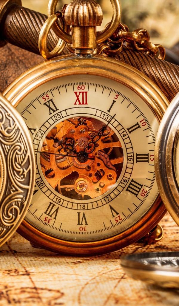 заставка на рабочий стол время часы № 190080 без смс