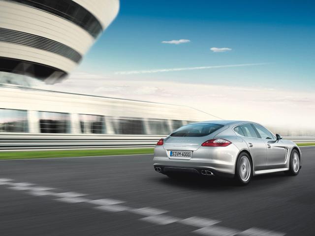 Автомобили, Porsche, Порше Панамер…