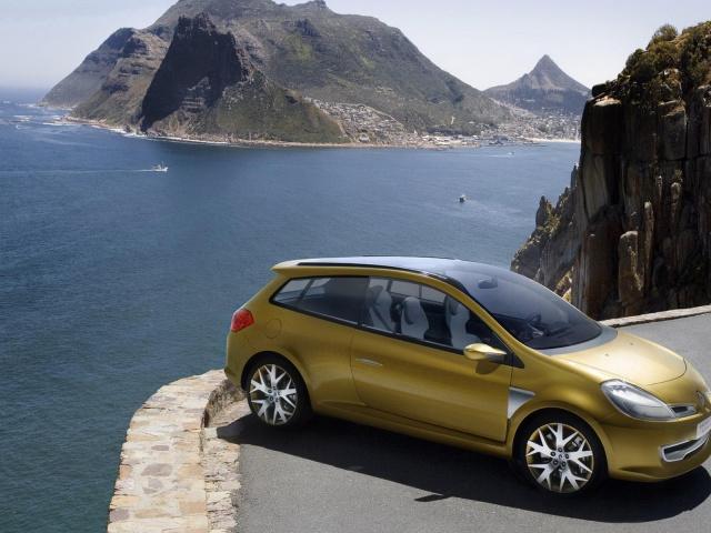 2009 Renault Clio Grand Tour Concept Car Pictures