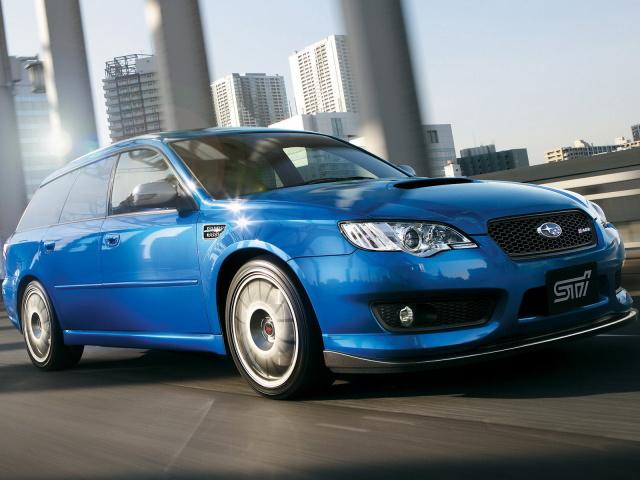 Auto Subaru Subaru Legacy STI S402 Station Wagon 022983 29