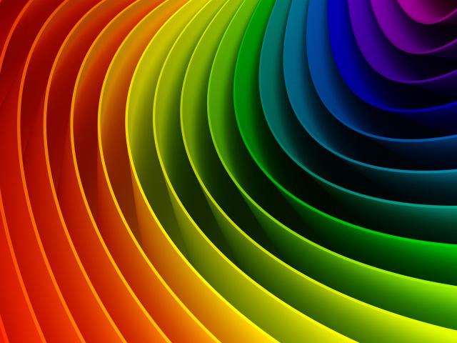 colorful spectrum colors - photo #23