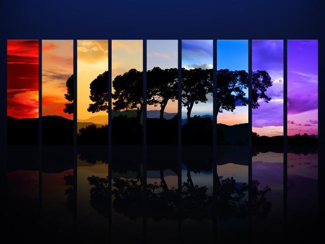 Спектр деревьев