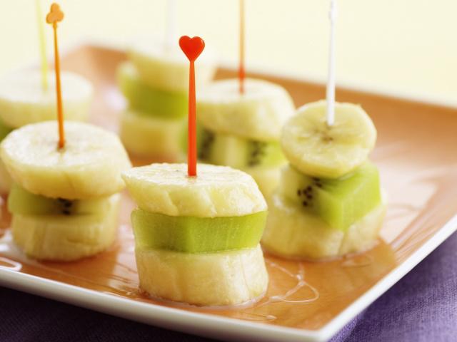 праздничная нарезка фруктов фото
