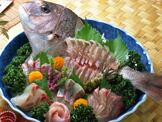 блюда из рыбы фото