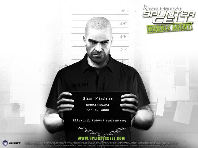 Следующая : Splinter Cell Double Agent 09 1600x1200 etoileb. Миниатюры.