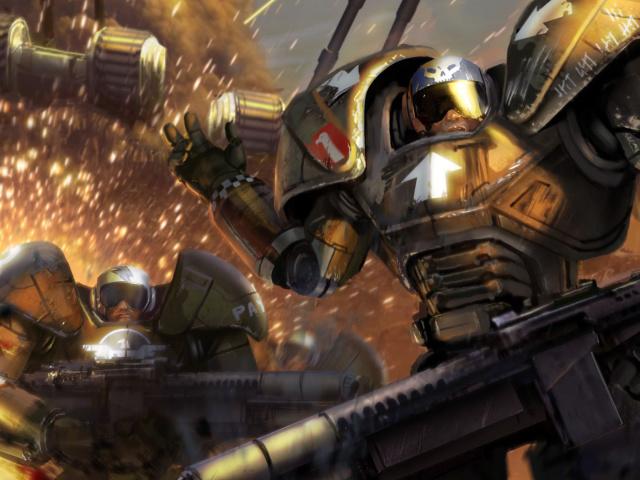 Command And Conquer 3 Tiberium Wars wallpaper.