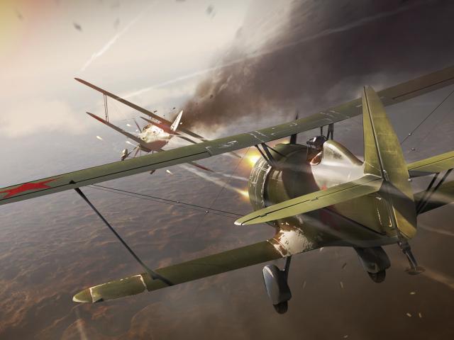 War Thunder Planes vs Tanks Gameplay - YouTube