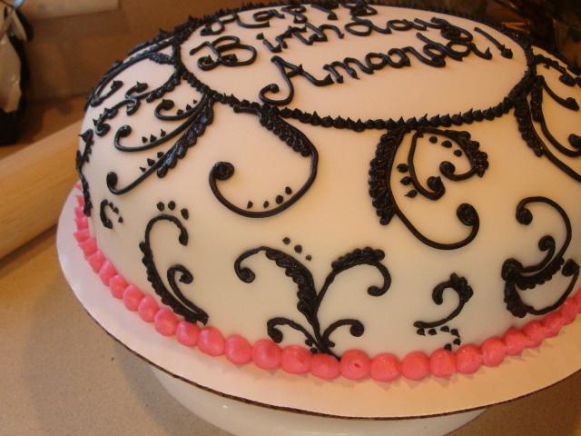 Фотогалирея красивых тортов