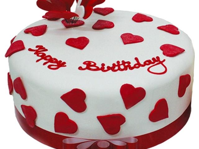Открытки с сердечками ко дню рождения