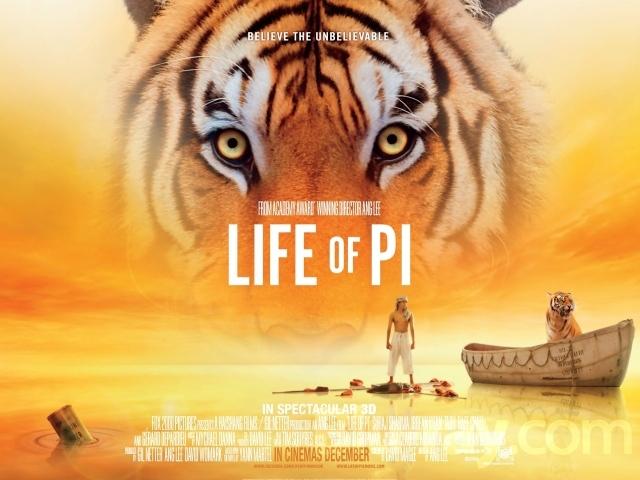 Жизнь пи оригинальное название life of pi
