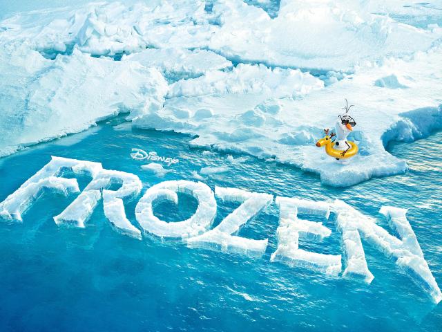 Обои мультфильм холодное сердце