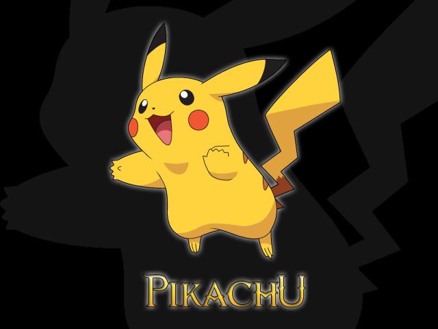 Покемон Пикачу
