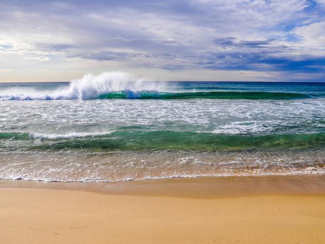 Картинки синее море - 2346