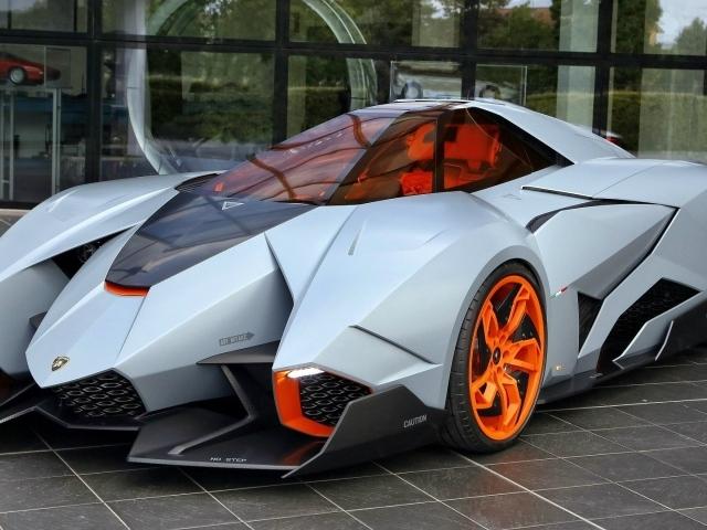 incredible car lamborghini egoista