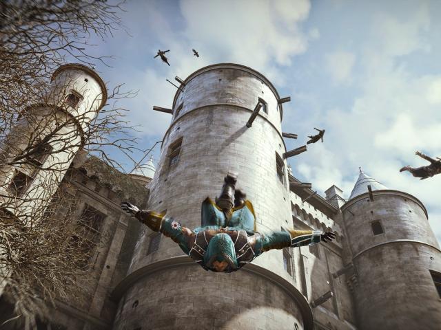 Новый патч для Assassin's Creed: Unity занимает 40 Гб на Xbox One. Но
