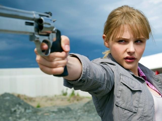 Take a gun, Girl!