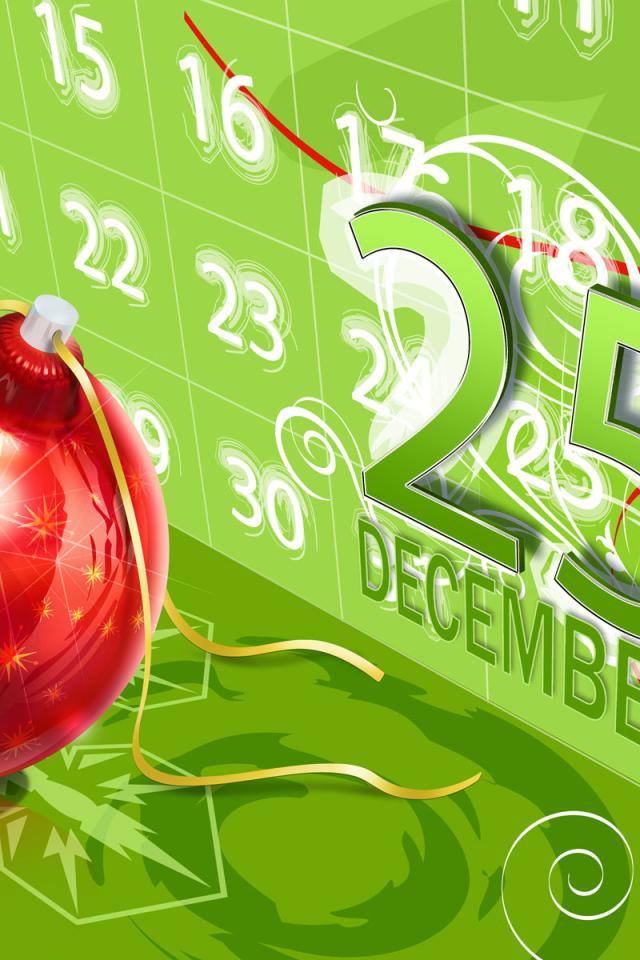 Christmas Calendar Wallpaper : Christmas calendar desktop wallpapers