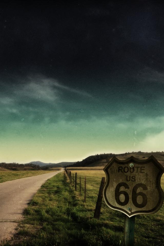 1440x900 route 66 desktop - photo #15
