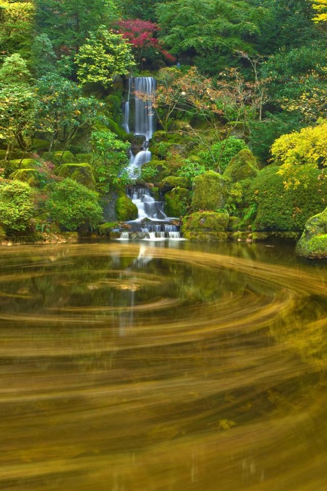 Nature Of Japan Desktop Wallpapers 640x960