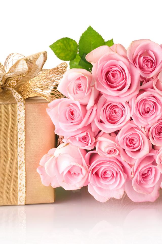 Открытки с розами в подарок, годика открытки