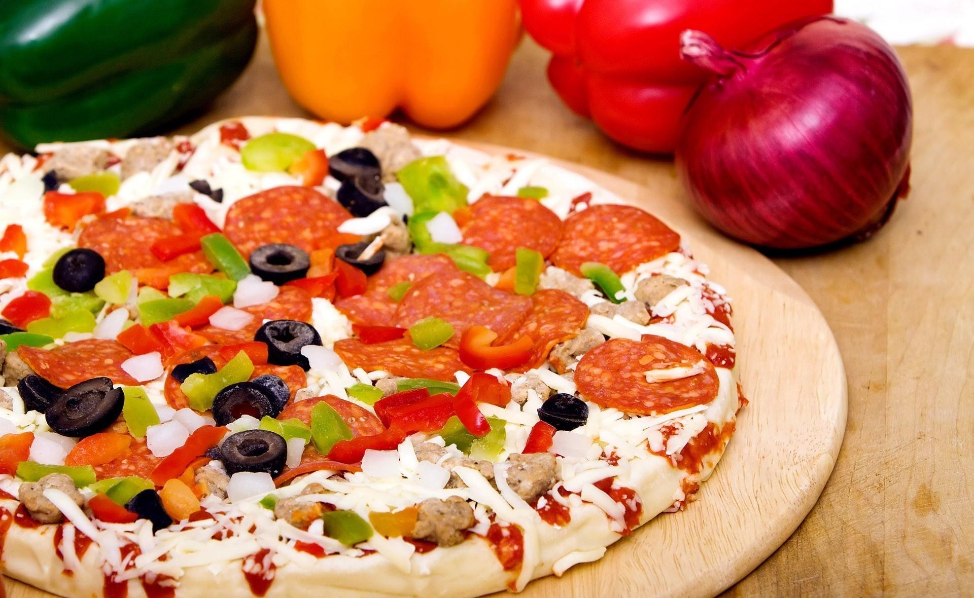 Надписью хочу, крутые картинки пицца