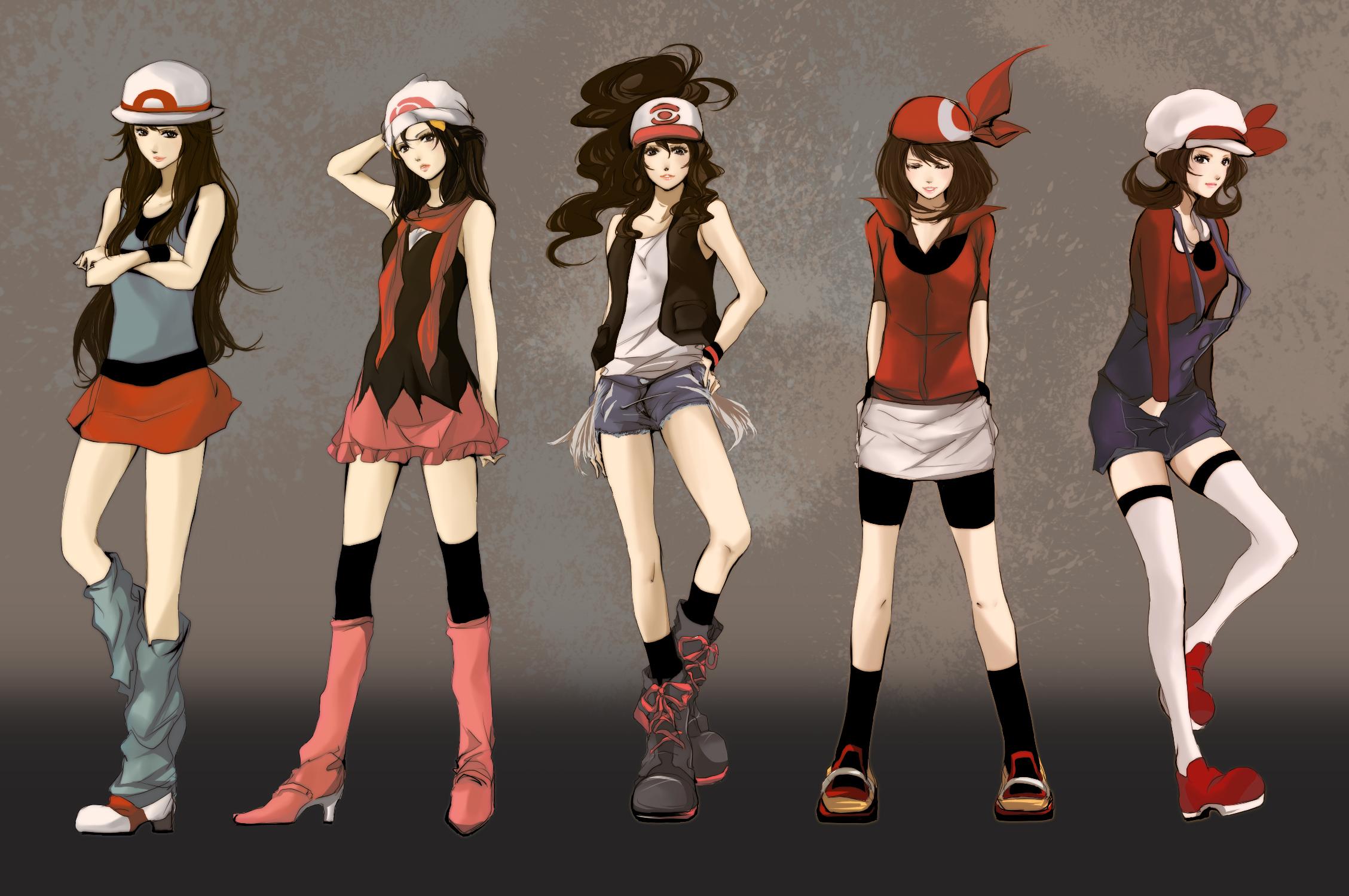 Pokemon women