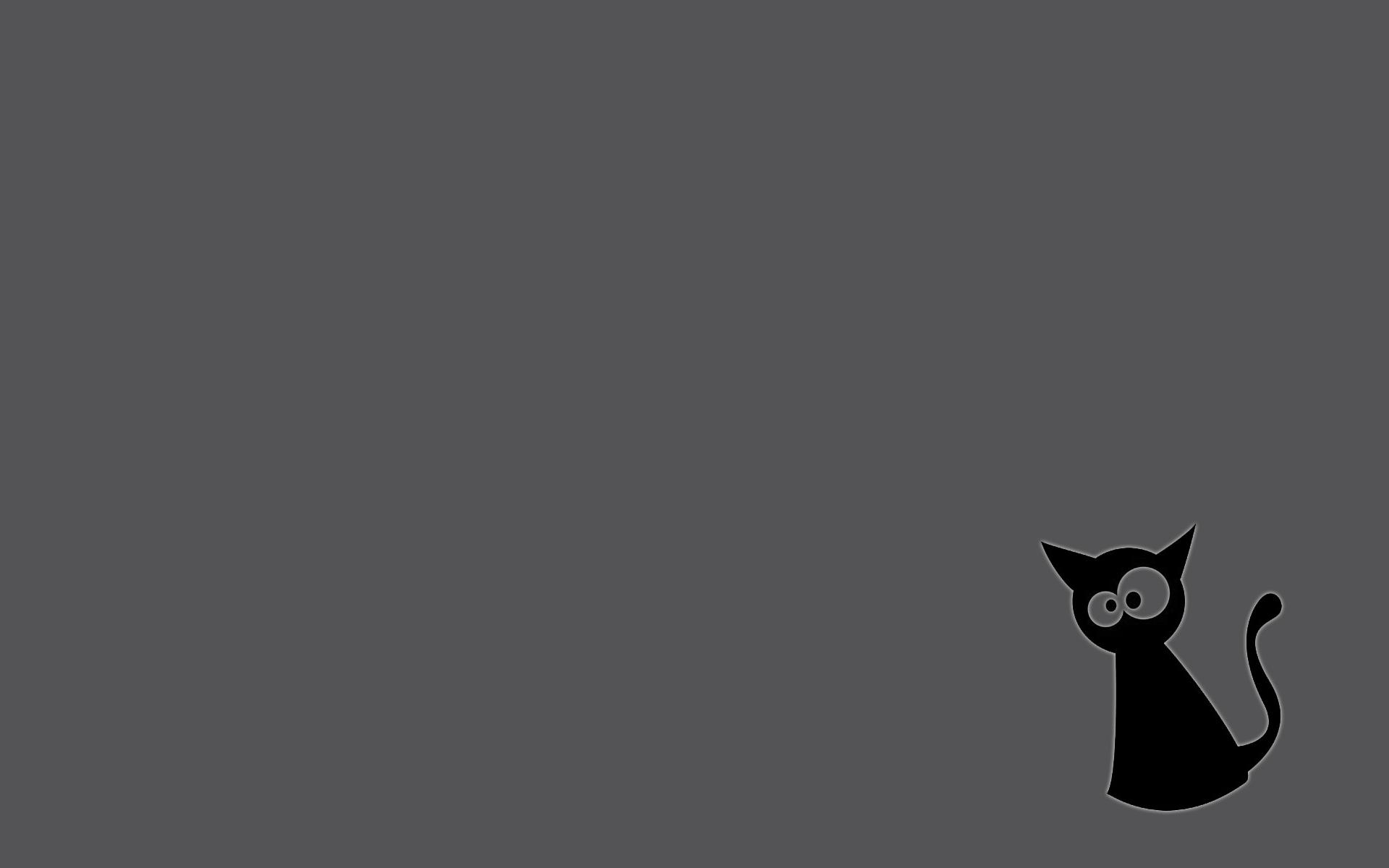 Прикольные рисунки на черном фоне, месяца