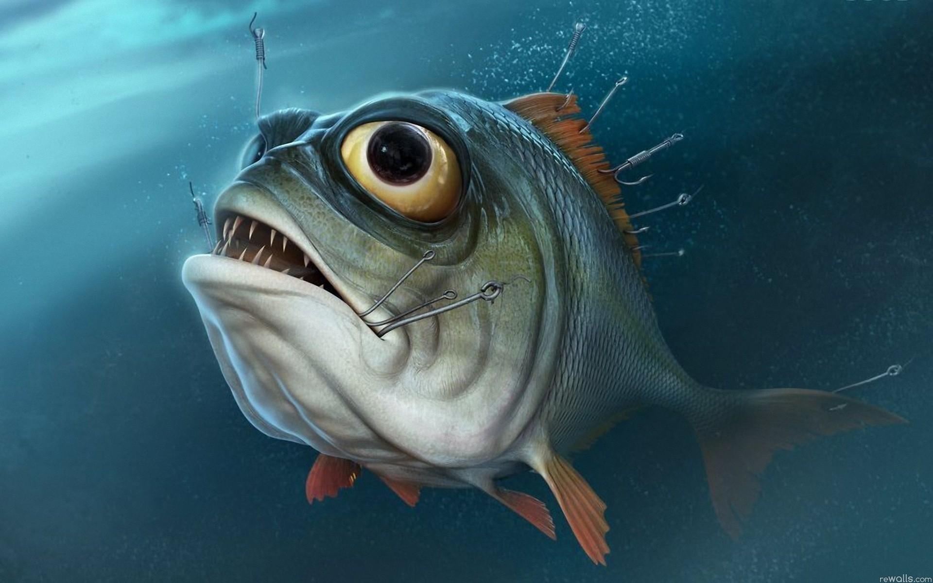 Рыболовного крючка своими руками видео