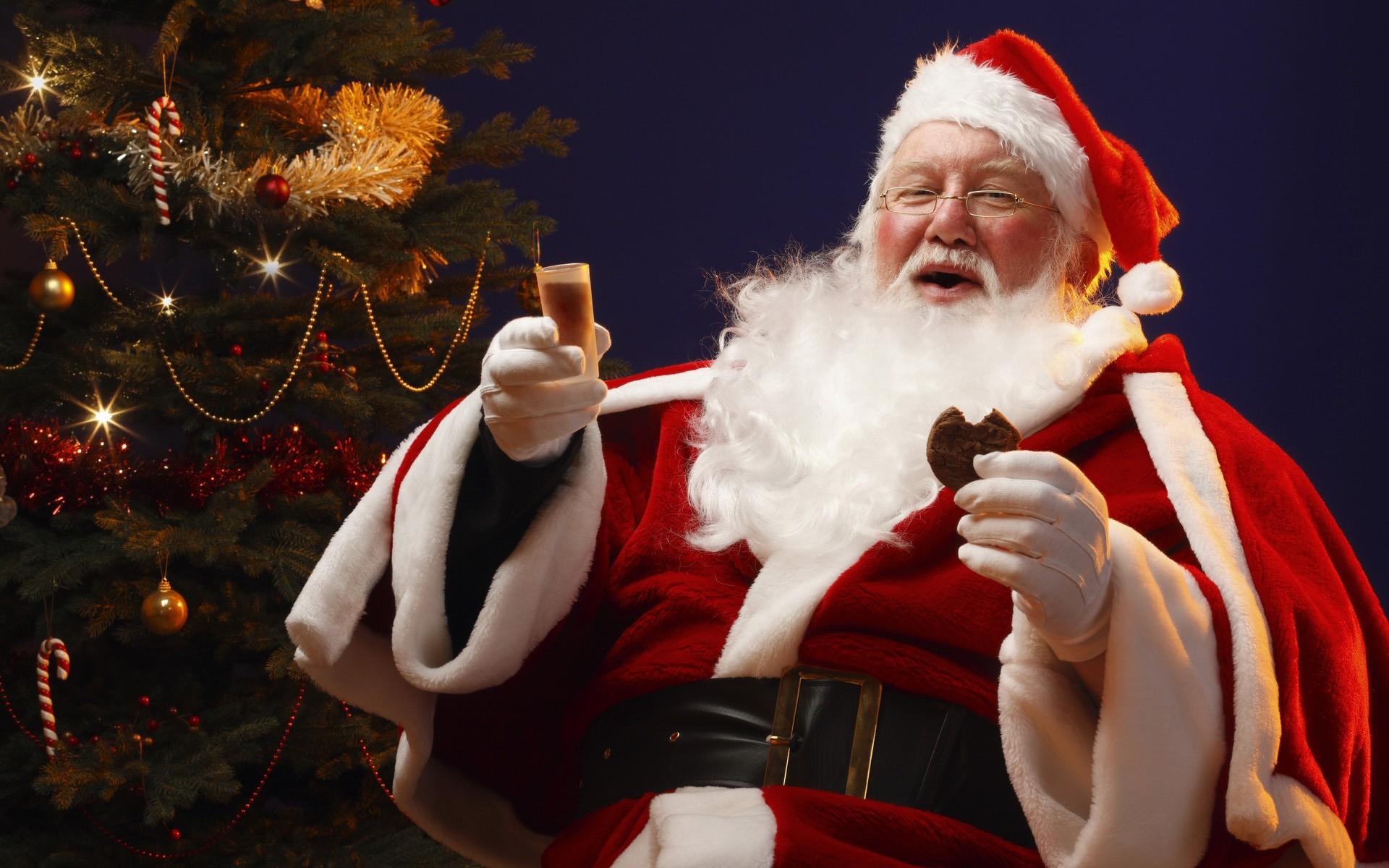 Christmas wallpapers christmas santa claus 043055 jpg