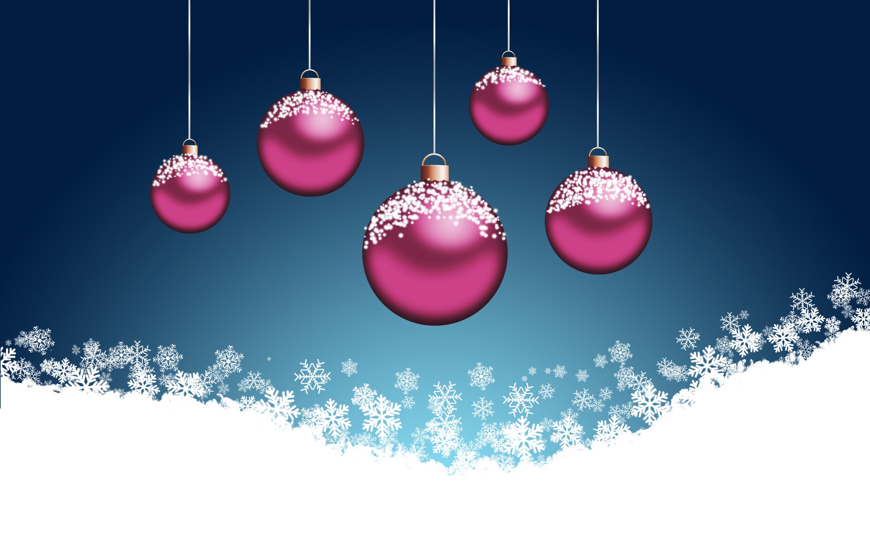 Новым годом, елочные шары картинки на рабочий стол