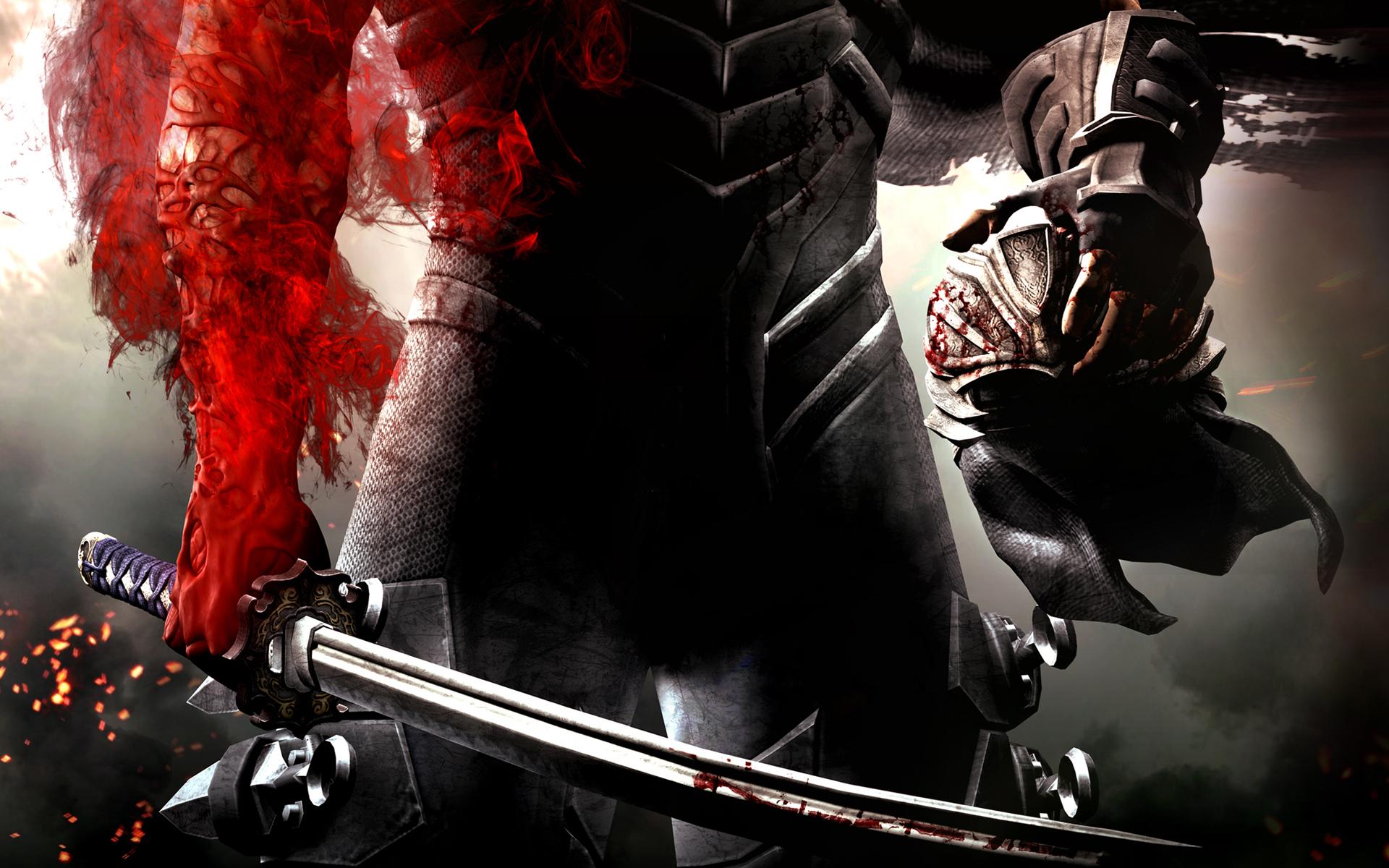 bloody sword wallpaper - photo #1