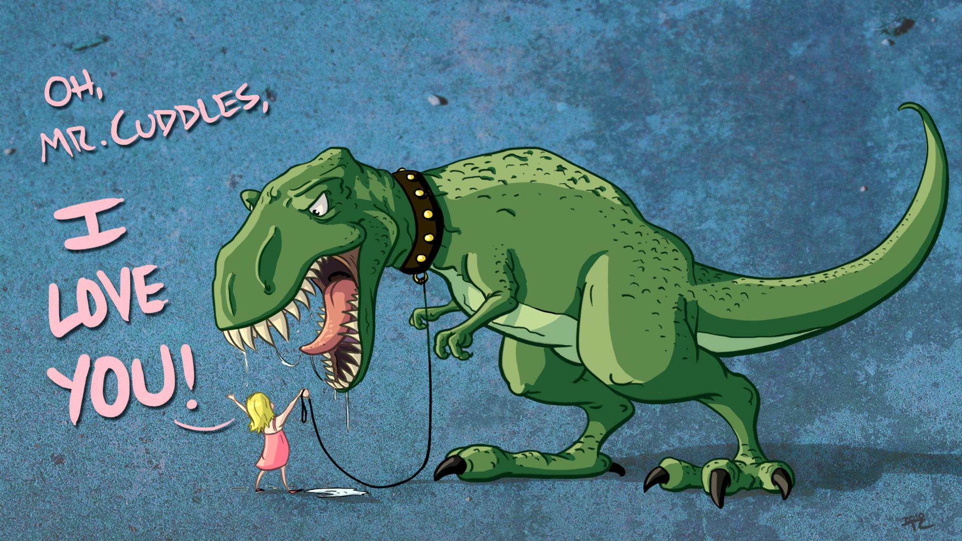 Картинки динозавры смешные