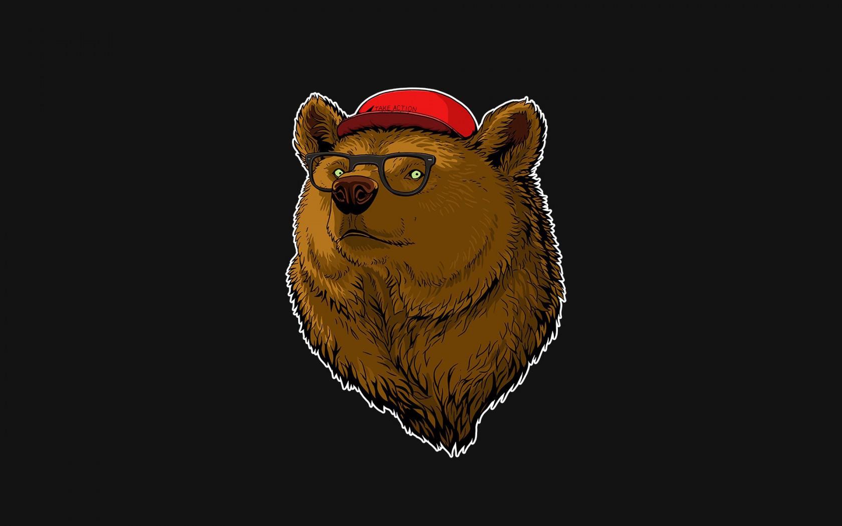 Картинки семьи, крутые картинки медведя