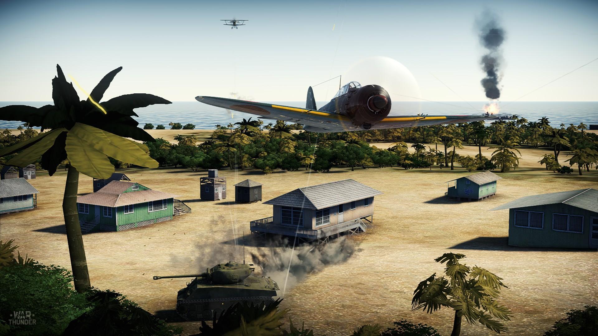 War Thunder MMO Game - World War Games