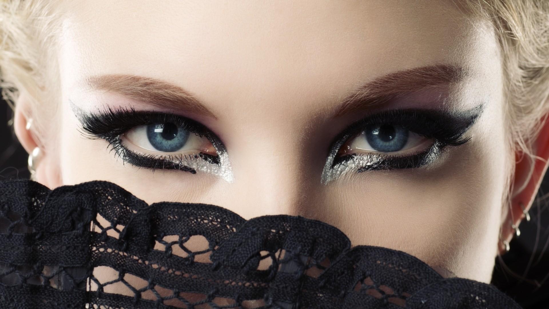 Девочка, картинки красивые глаза на аву
