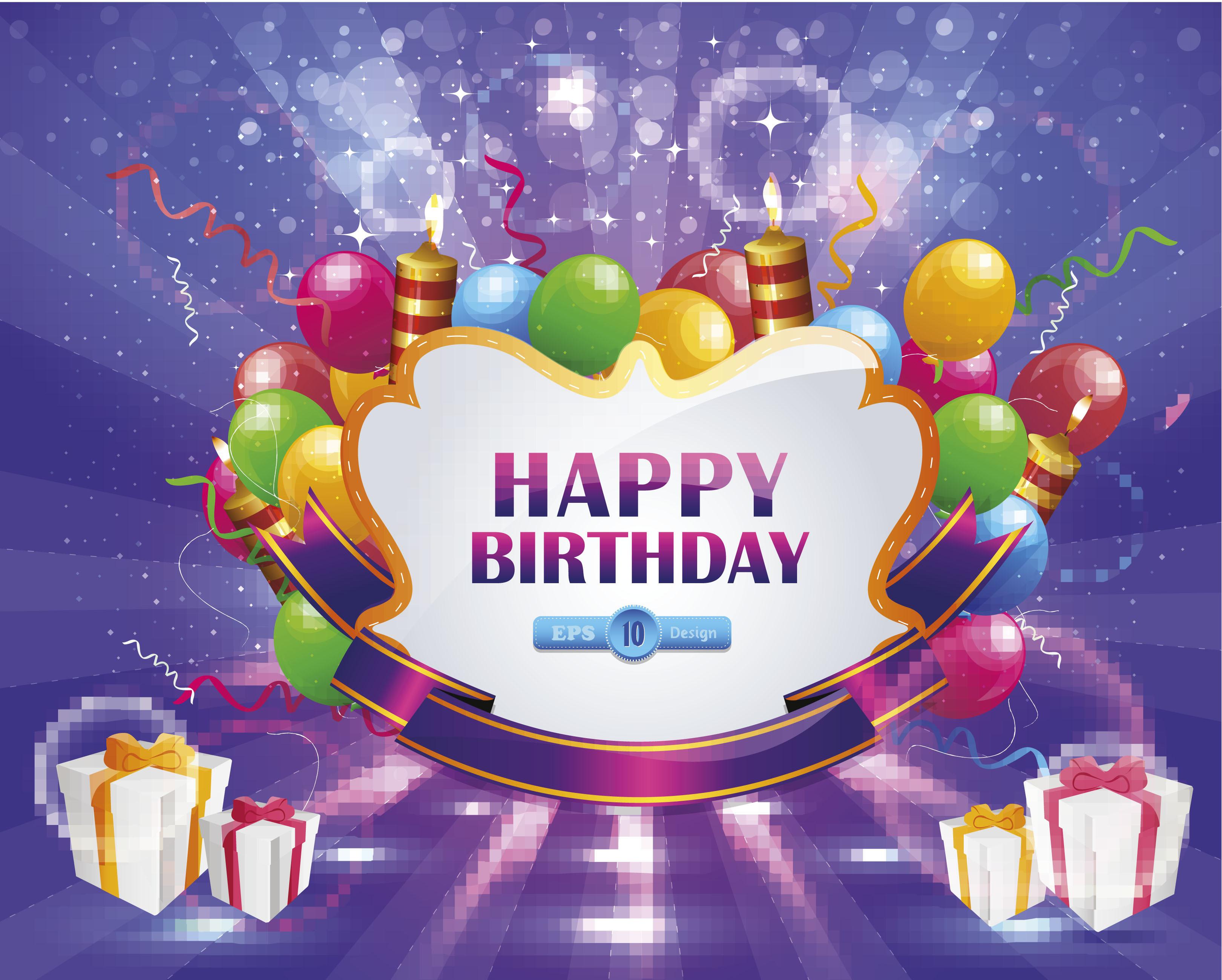 Картинки открытки на день рождения на английском, днем рождения