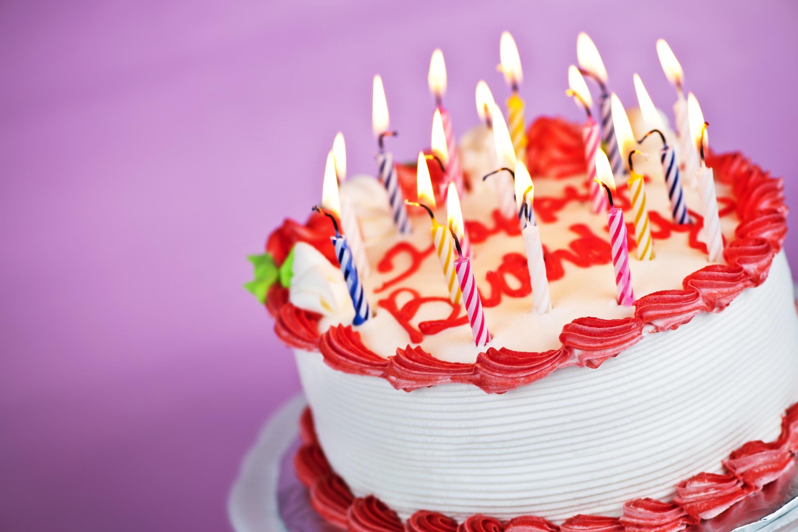Открытках, поздравление торт картинки
