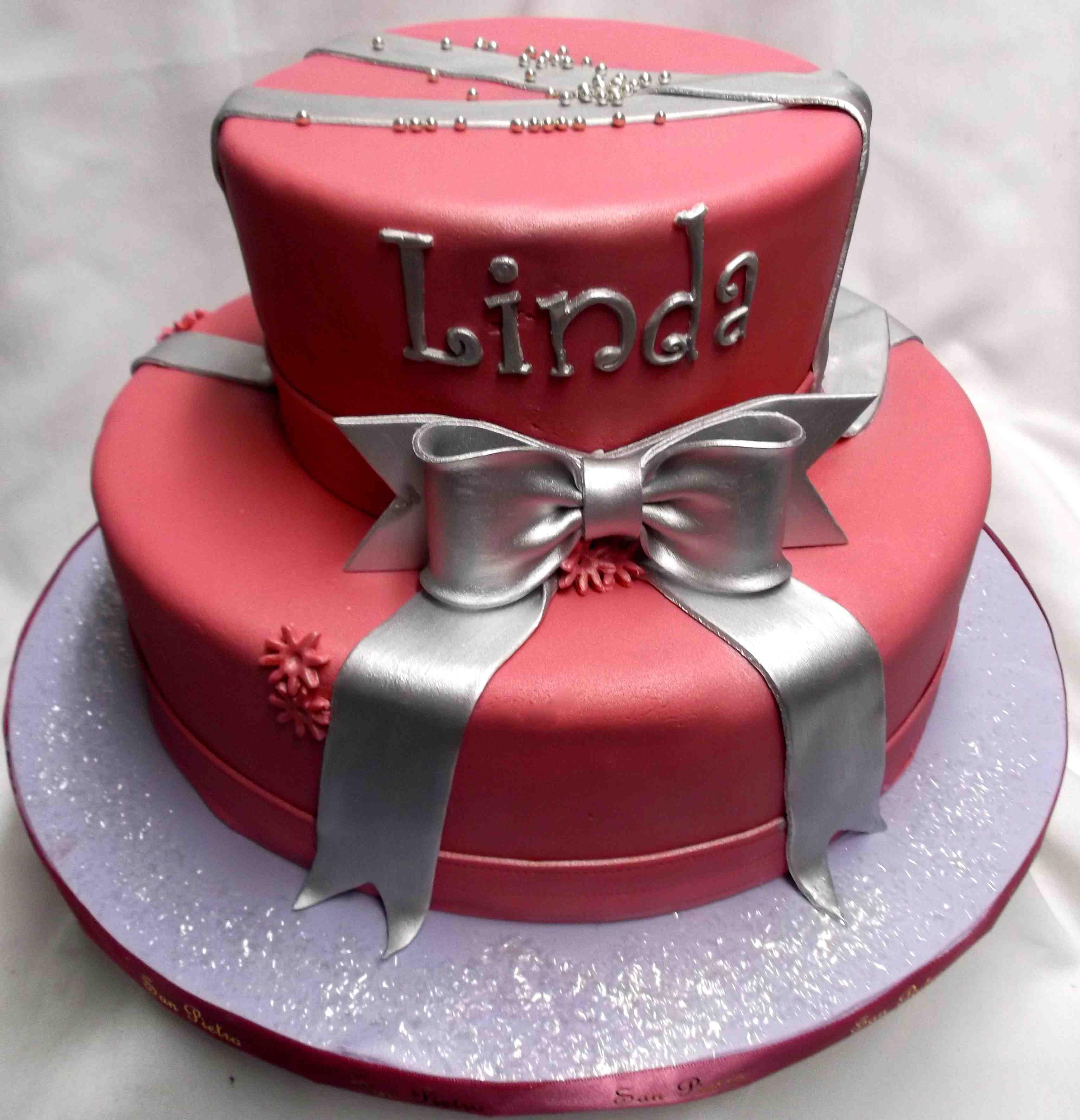 Торт на день рождения 12 лет девочке своими руками 35
