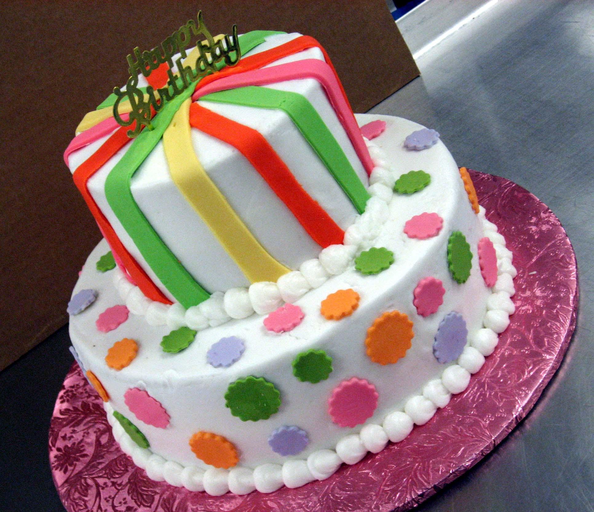 Торт своими руками к дню рождения