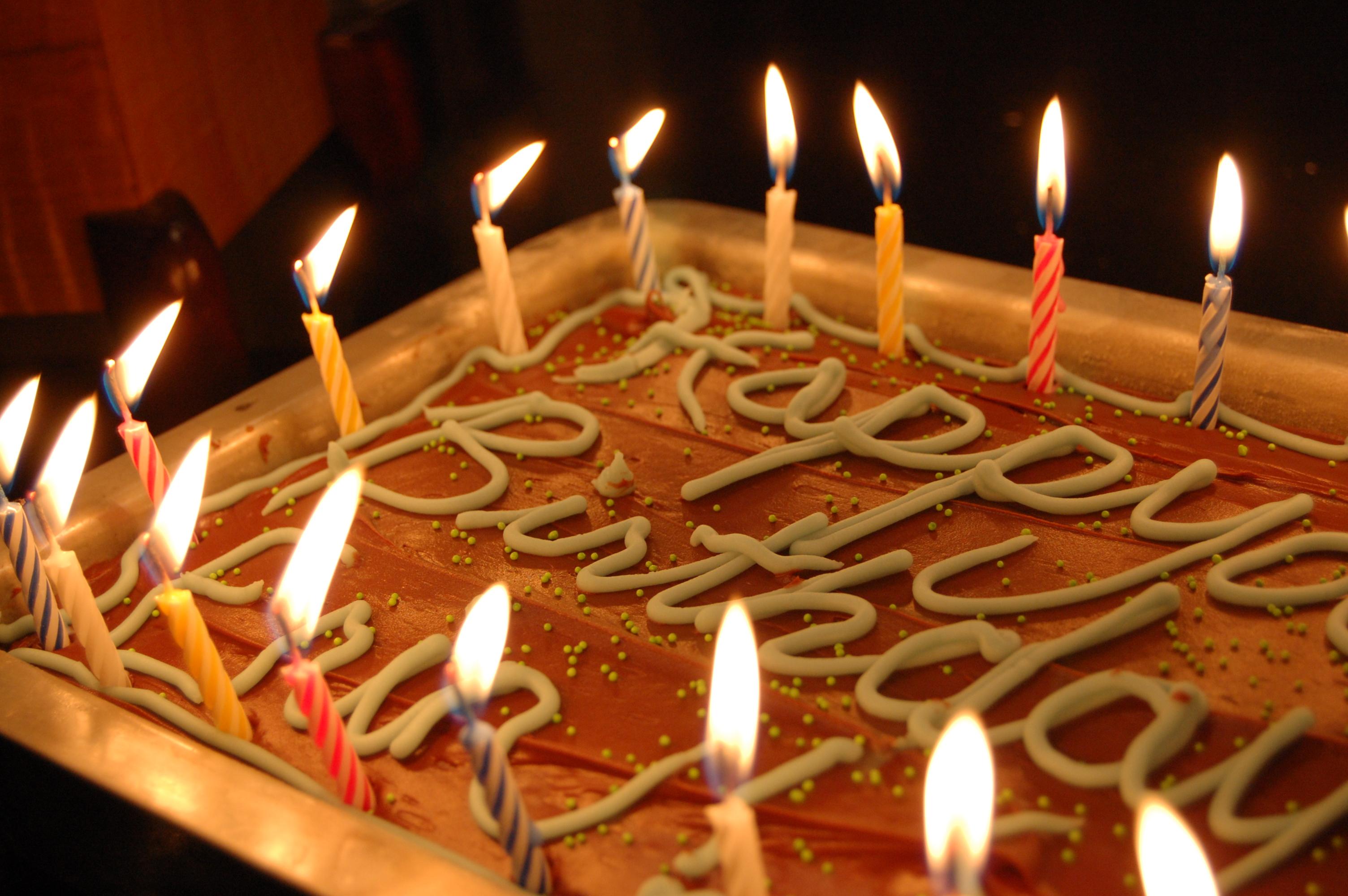 открытка пироги на день рождения решили сравнить