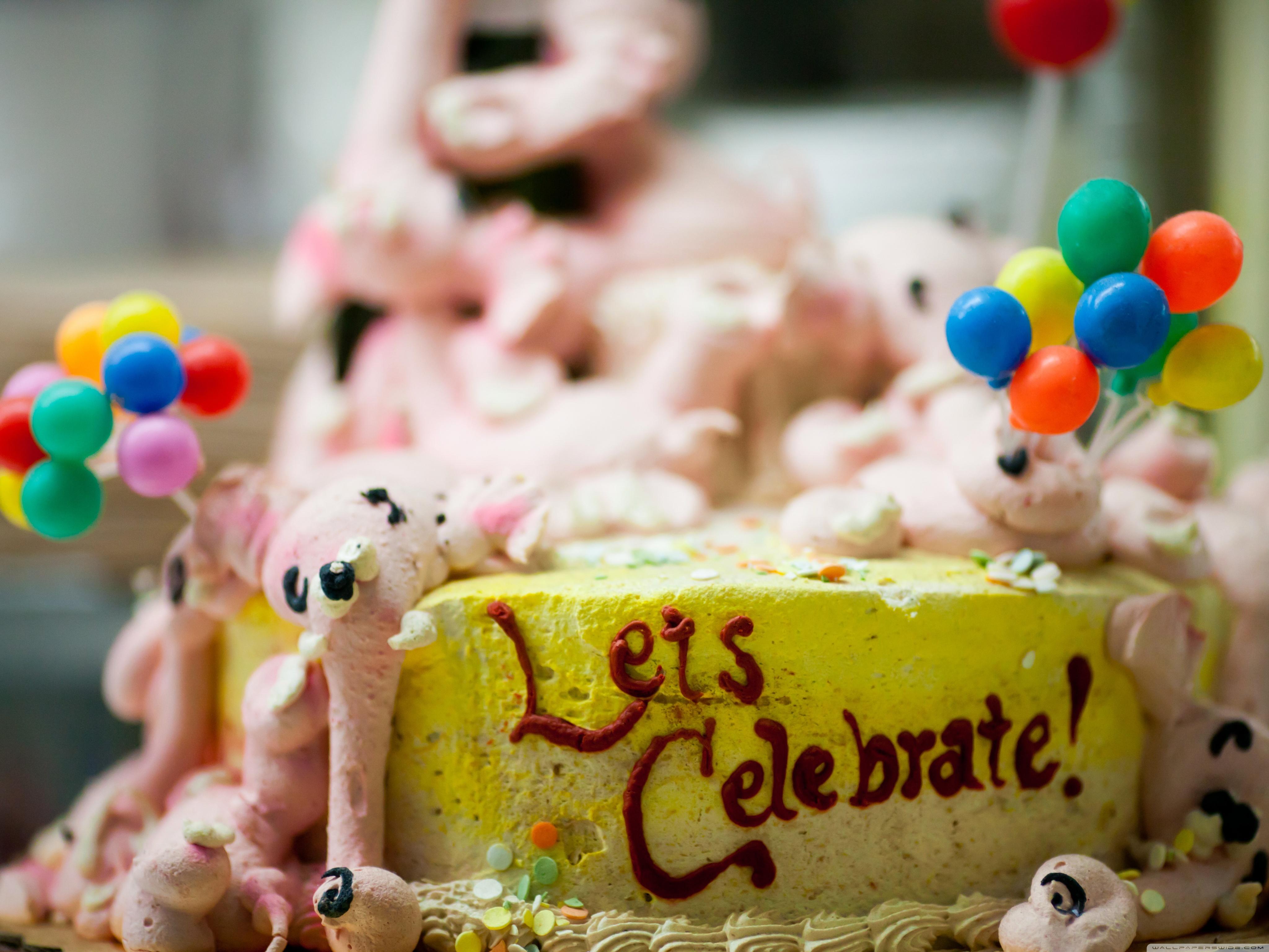 Картинки, картинки торта с днем рождения прикольные
