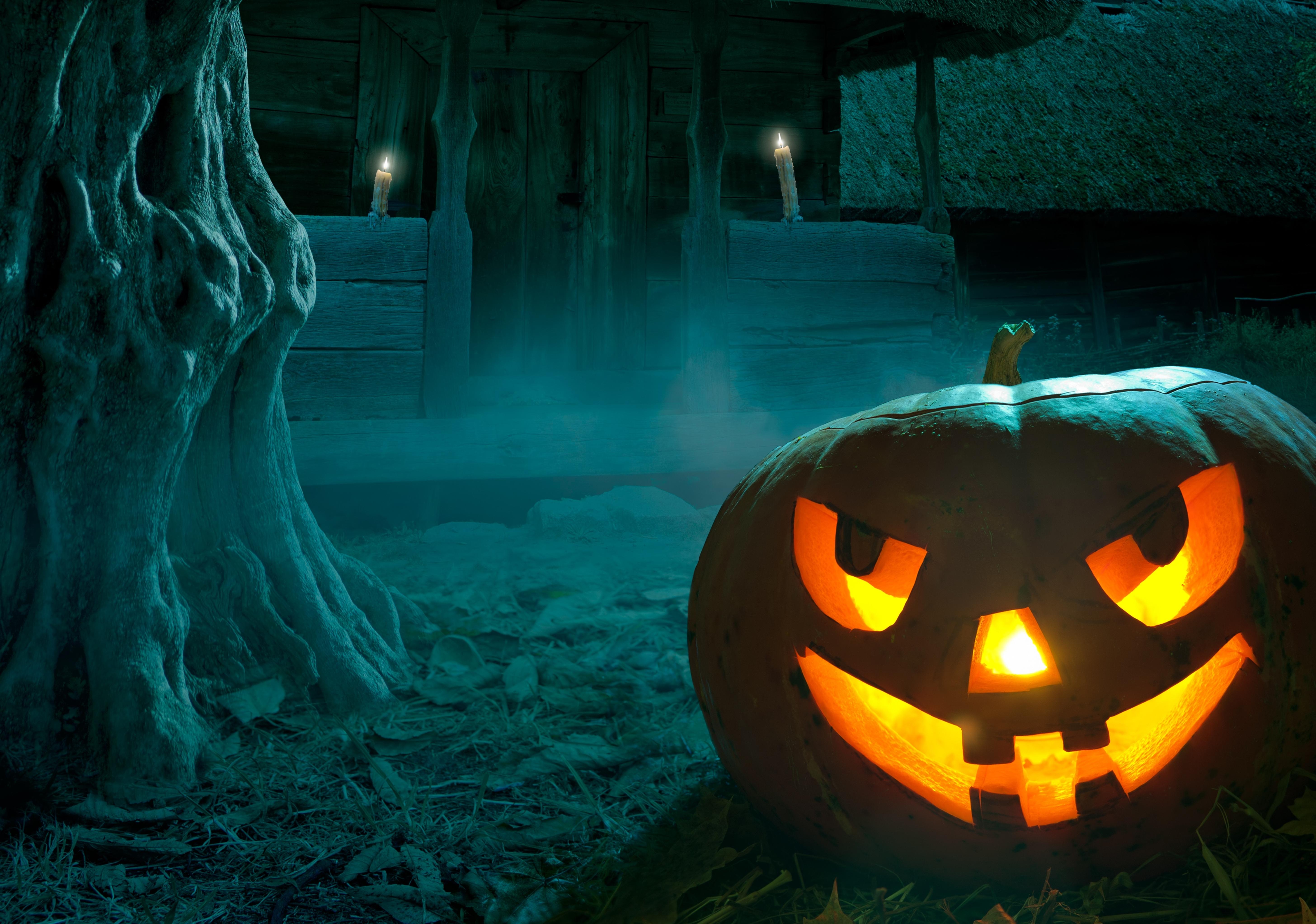 Картинки с хэллоуина страшные, окружающий мир